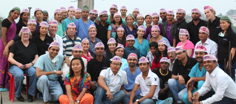 Philanthropy - Premium Care Plastic Surgery Colombia Philanthropy GC4 Team